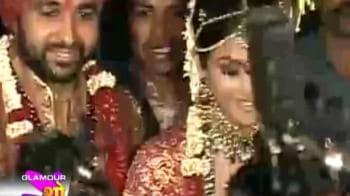 Videos : Shilpa Shetty ties the nuptial knot with Raj Kundra