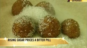 Video : Sugar prices at 29 year high