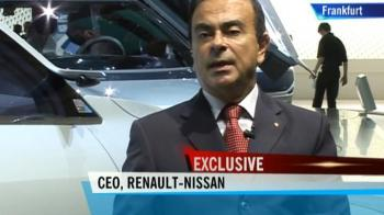 Video : Carlos Ghosn: Up close and personal