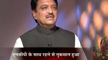 Videos : In conversation with Vilasrao Deshmukh