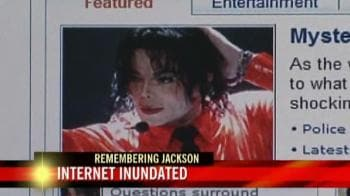 Video : Web gave solace to MJ fans
