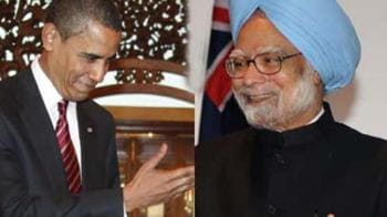 Video : Obama-Manmohan dinner: Big-ticket event