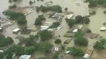 Video : Aerial view of devastation in Kurnool district