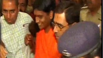 Video : 'Sex Swami' back in Bangalore