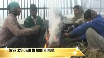 Video : Cold wave claims 326 lives in north India