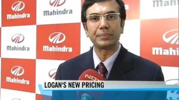 Video : Mahindra brings Logan prices down