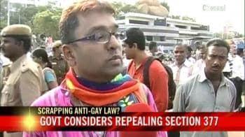 Video : Govt rethinks anti-gay law