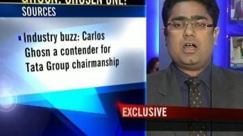 Video : Ghosn to replace Tata?