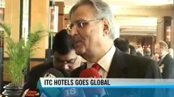 Video : ITC high on hotels