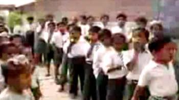 Video : Nursery rhymes at a school in Punjab