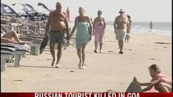 Video : Russian tourist killed in Goa
