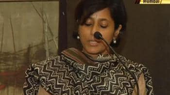 Video : 26/11 martyr's wife hits out at police force