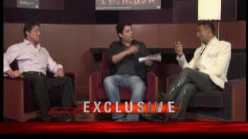 Video : Hollywood meets Bollywood