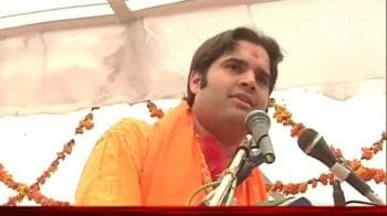 Video : UP gets Varun-wary; stops his rally