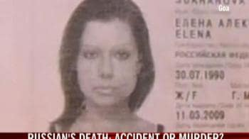 Video : Russian's death in Goa: Accident or murder?