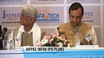 Video : Jaypee Infra IPO hopes to mop up Rs 25K cr
