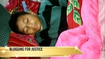Video : Blogging for justice