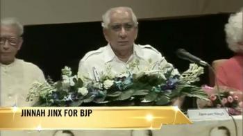Video : Rebel Jaswant Singh divides BJP...again