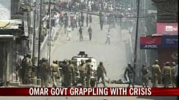 Video : Curfew in Baramulla