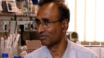 Video : Nobel Prize for India-born scientist