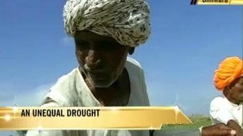 Video : Cities get water, farmers get none