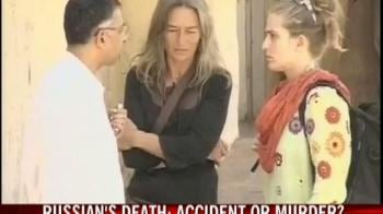 Video : Russian's death an accident: Post-mortem