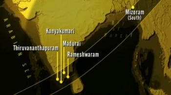 Video : Solar eclipse path in India