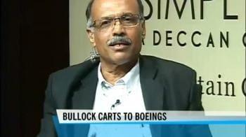 Video : Captain Gopinath turns writer