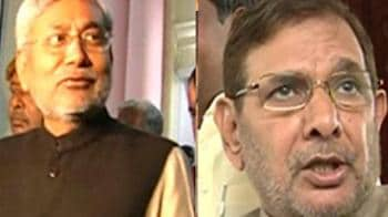Video : Nitish defies party, backs women's bill