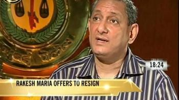 Video : 26/11 fallout: Mumbai Crime Branch Chief wants to quit