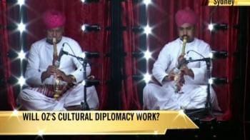 Video : Will Australia's cultural diplomacy work?