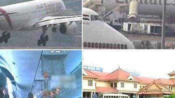 Video : Nightmare on board Emirates flight
