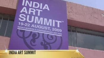 Video : India Art Summit opens in Delhi