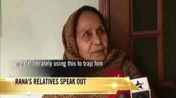 Video : Tahawwur Rana's visit to Agra