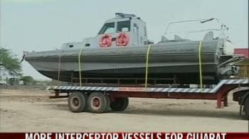 Video : Nore interceptor vessesl for Gujarat