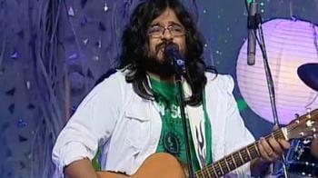 Video : Pritam's green performance
