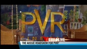 Video : PVR in co-production talks with Oz's Roadshow