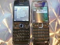 All about the Nokia E72