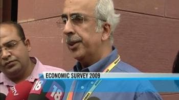 Video : Finance Secy on Economic Survey