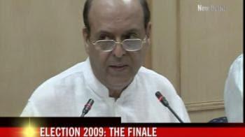 Video : CEA speaks on General Elections 2009