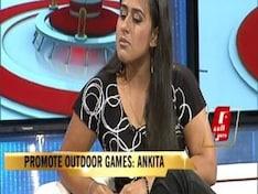 Ankita Bhambri on Sony Ericsson Yari