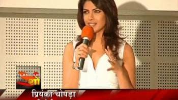 Video : Revealed: Priyanka Chopra's secret