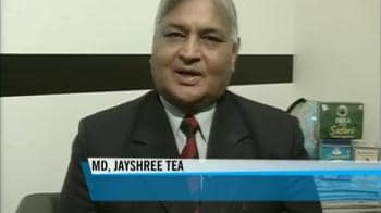 Video : Season may open with higher prices: Jayshree Tea