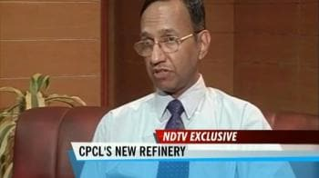 Video : Chennai Petroleum mulls new refinery