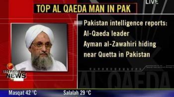 Video : Top Al-Qaida man in Pak