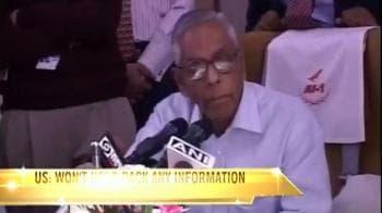 Video : FBI director to visit India next week: NSA