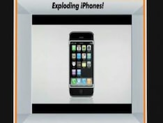 Apple to probe exploding iPhone reports