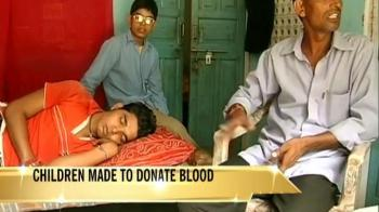 Video : Probe into Jaipur blood donation incident
