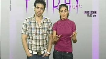 Video : Tusshar and Genelia's search for life partners