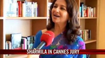 Sharmila excited to be at Cannes